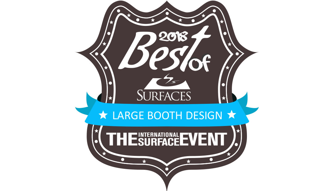 Best of Surfaces - Large Booth Design