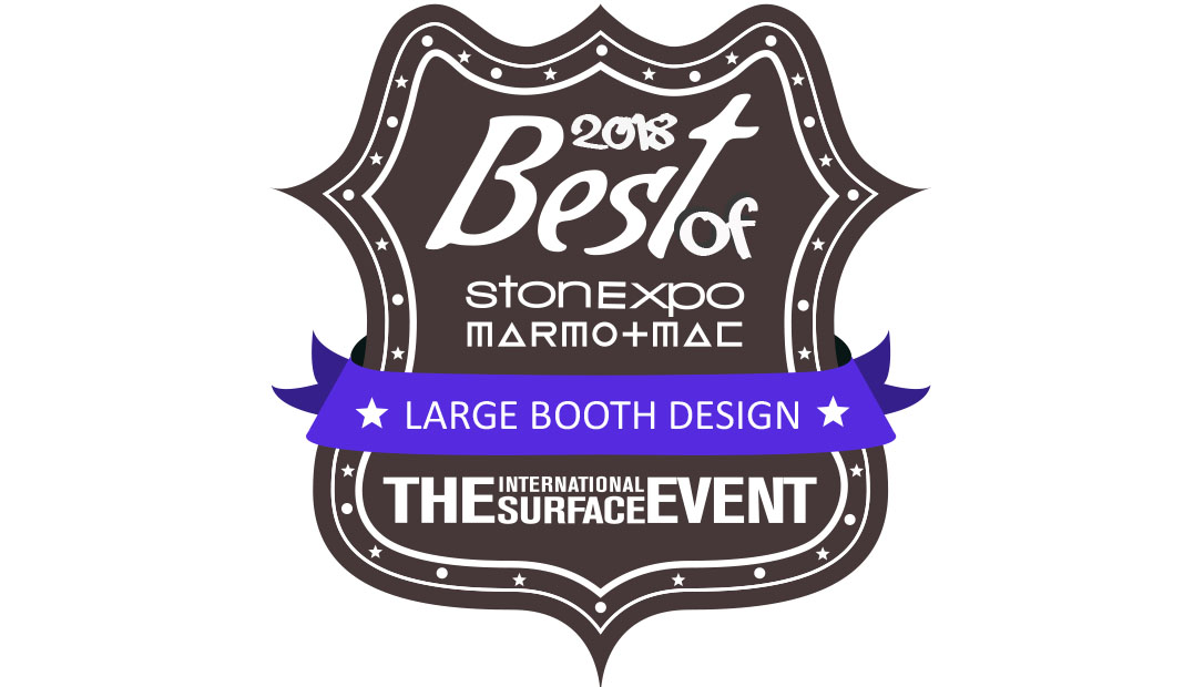 Best of Stonexpo - Large Booth Design