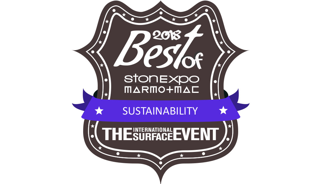 Best of Stonexpo - Sustainability