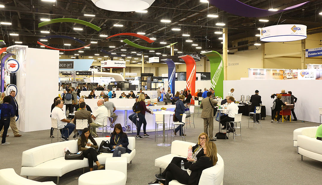WFCA Member Pavilion at The International Surface Event