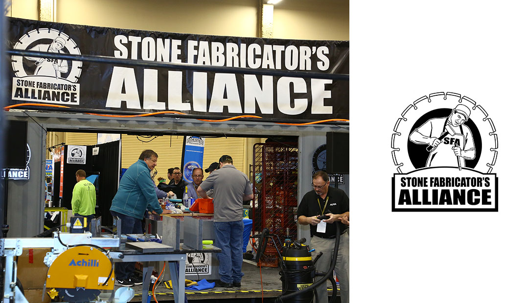Stone Fabricator's Alliance at The International Surface Event