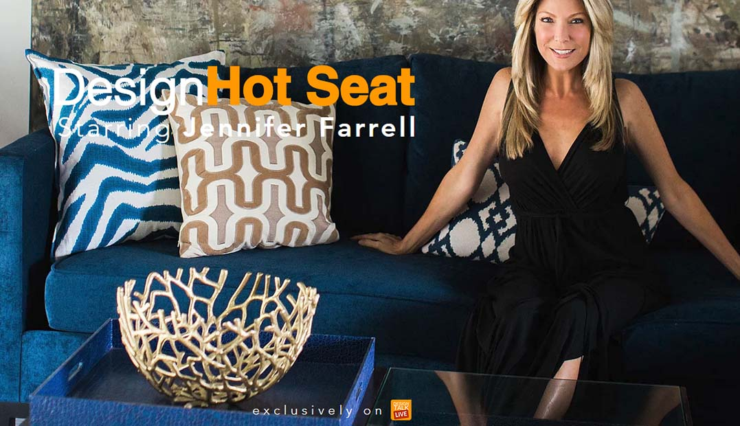 Design Hot Seat Show at The International Surface Event