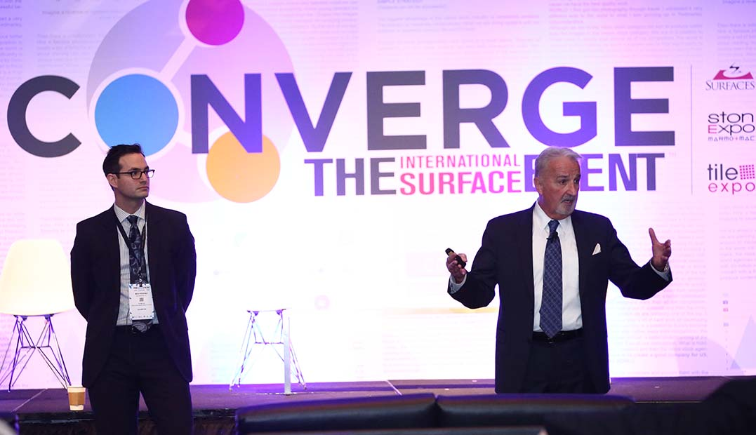 CONVERGE at The International Surface Event