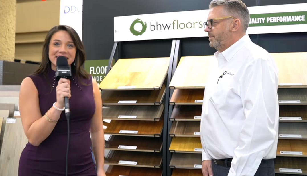 BHW Floors at #TISE2020