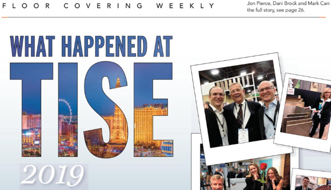 floorcoveringweekly.com | TISE News