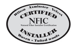 Surfaces Endorsers | Natural Fiber Installation Certification