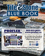 Tile & Stone Blue Book
